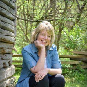 Author Laura Frantz photo copyright Kristin N. Johnson Photography
